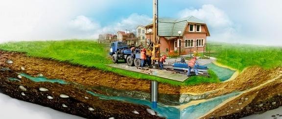 Особенности бурения скважин во Владимирской области, бурение скважин на воду во Владимирской области. Качество воды во Владимирской области
